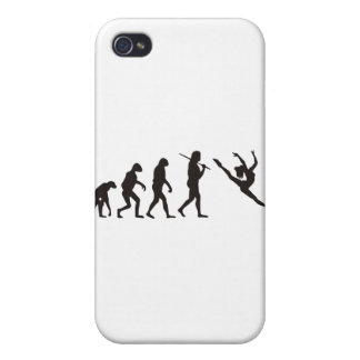 The Evolution of the Dancer iPhone 4/4S Cover