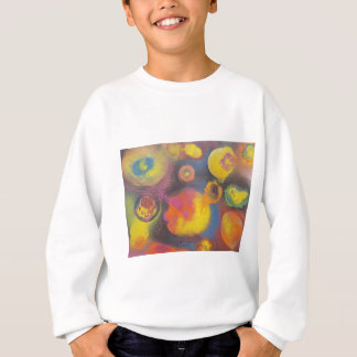 The Evolving Micro-Universe Sweatshirt