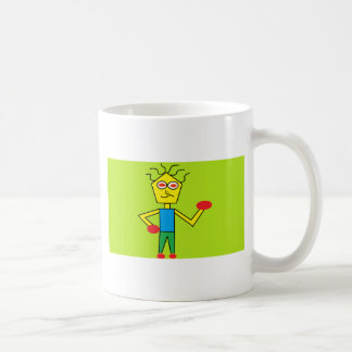 the excited dude coffee mugs