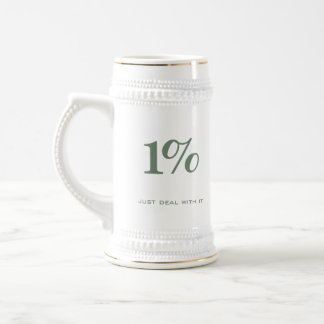 The Exclusive 1% mug
