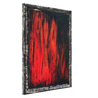 The Executioner Stretched Canvas Prints