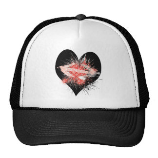 The Exploding Heart Cap