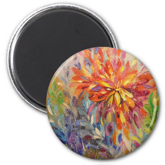 The explosion of emotions magnet