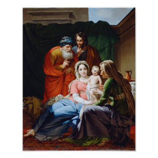 THE Extended Holy Family. Poster