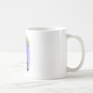 the extraordinary human footed scottie dog coffee mug