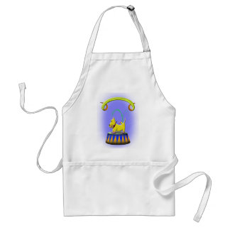 the extraordinary human footed scottie dog standard apron