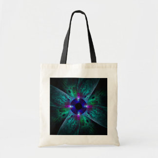 The Eye Abstract Art Tote Bag