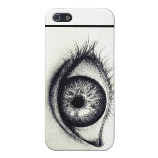 The Eye Cover For iPhone 5/5S