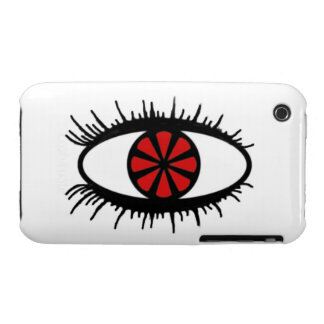 The Eye iPhone 3 Case-Mate Cases