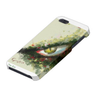 The Eye iPhone 5 case