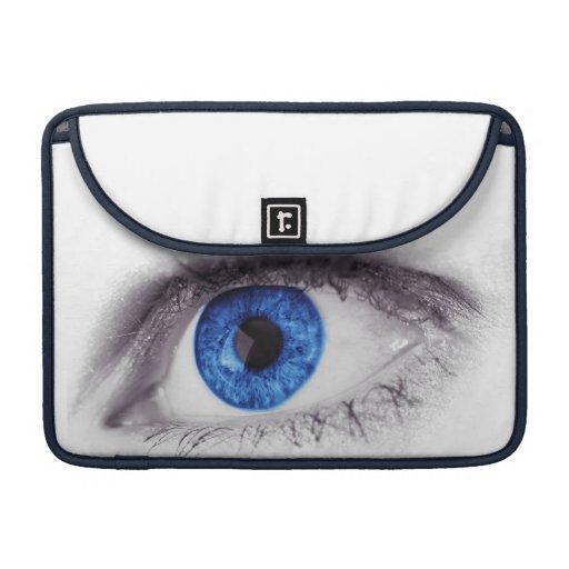 The Eye Sleeves For MacBooks