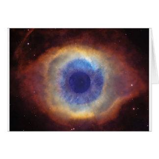 The Eye of God Card