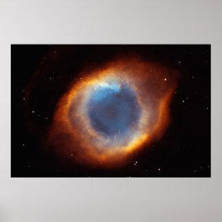 The Eye of God Poster