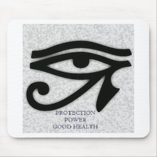 The Eye Of Horus Mouse Pad