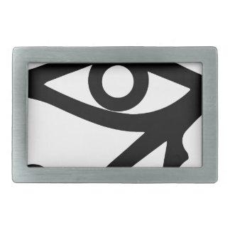 The Eye of Ra Belt Buckle