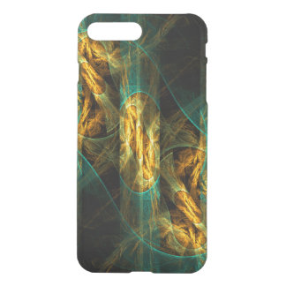The Eye of the Jungle Abstract Art Deflector iPhone 8 Plus/7 Plus Case