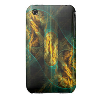 The Eye of the Jungle Abstract Art iPhone 3G / 3GS iPhone 3 Cover