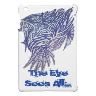 The Eye Sees All iPad Mini Cases