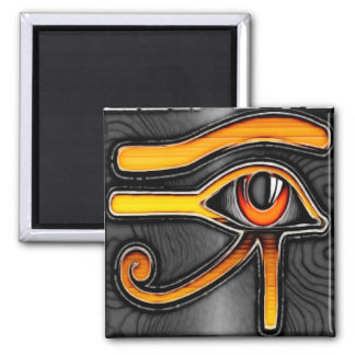 The Eye Square Magnet