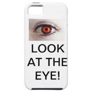 The Eye! Tough iPhone 5 Case