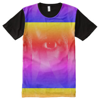 The Eye Within All-Over Print T-Shirt