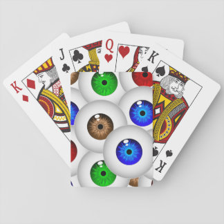 The Eyes DECK OF CARDS