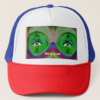 The Eyes Have It, by Mickeys Art And Design Cap