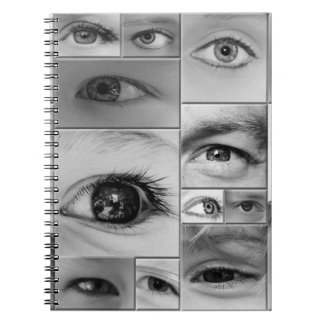 The Eyes Have It Note Book