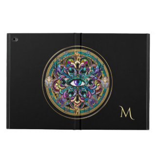 The Eyes of the World Mandala iPad Air Case