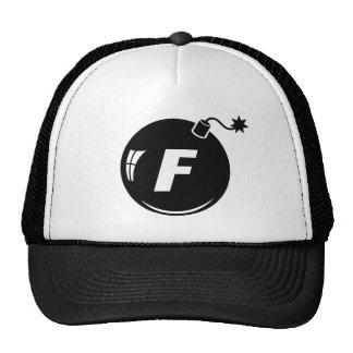 The F Bomb LID Cap
