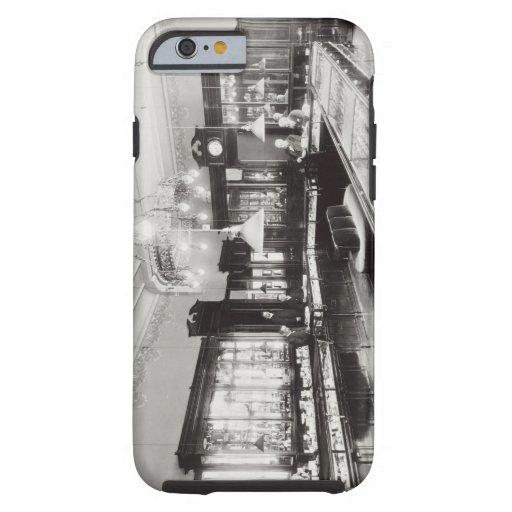 The Faberge Emporium (b/w photo) iPhone 6 Case