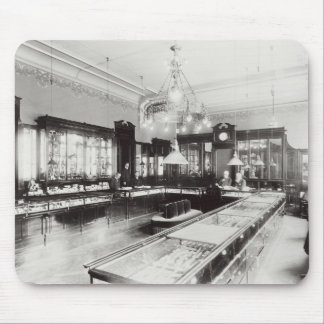 The Faberge Emporium (b/w photo) Mouse Pad