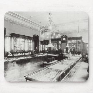 The Faberge Emporium (b/w photo) Mouse Pad