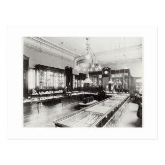 The Faberge Emporium (b/w photo) Postcard
