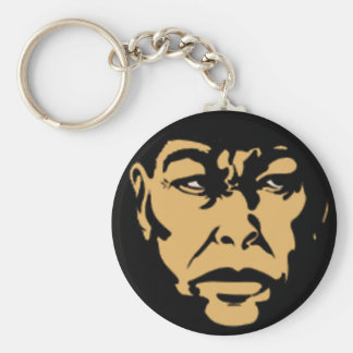 The Face Key Chain