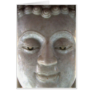 The Face of Enlightenment Card