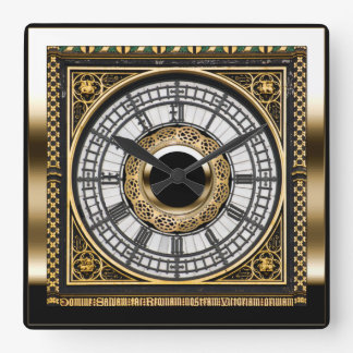 The Face of the World's Most Famous Clock Big Ben