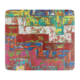 The Factory 6 x 7 Deco Glass Cutting Board