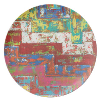 The Factory Melamine Plate