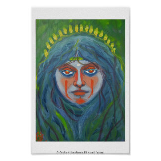 The Faerie Sorceress Poster
