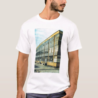 The Fagus Shoe Factory, designed by Walter Gropius T-Shirt
