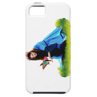 The Fairy and the Princess Case For The iPhone 5