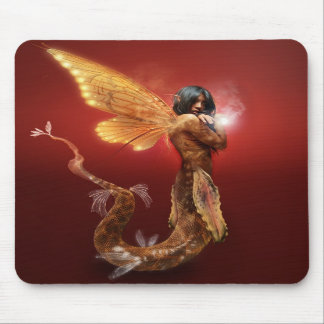 The Fairy Dragon Mousepad