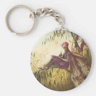 The Fairy Falconer Bird Keychain