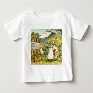 The Fairy Prince and Thumbelina Tees