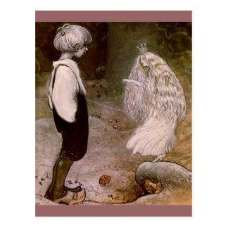 The Fairy Princess 1905 Postcard
