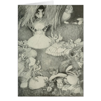 The Fairy Ring Card