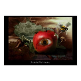 The Fall of Eden's Garden V2 Poster