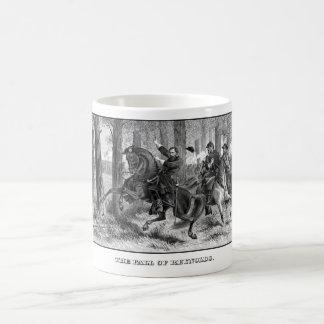 The Fall Of Reynolds -- Civil War Coffee Mug