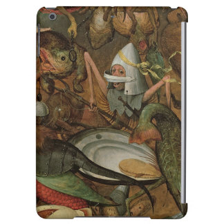 The Fall of the Rebel Angels, 1562 iPad Air Covers